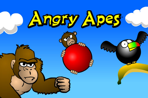 Angry Apes